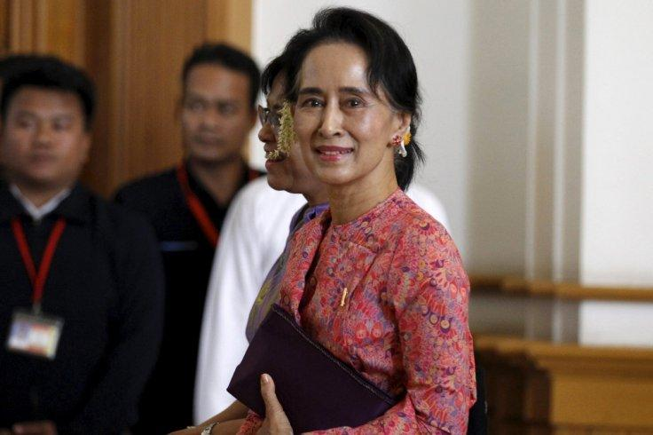 Myanmar house meets as Suu Kyi's NLD set to elect new president