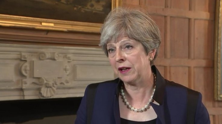 Theresa May: Terrorism is the great threat that we all face