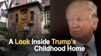 A look inside Trumps childhood home