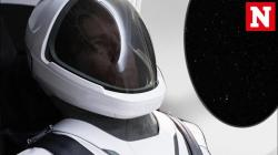 SpaceX gives first look at sleek new spacesuit
