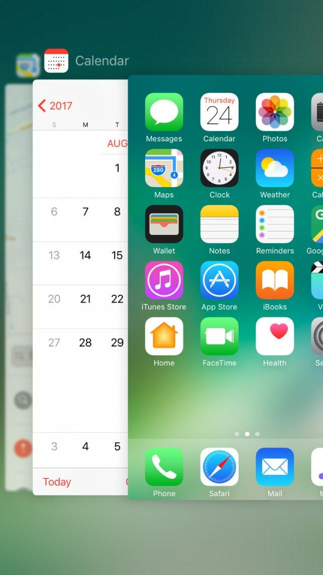 3D Touch image
