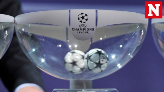The 2017 UEFA Champions League group stage draw