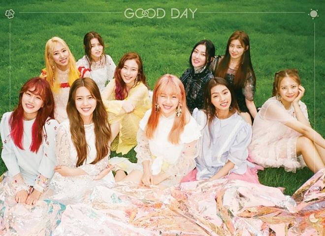 Girl group Good Day