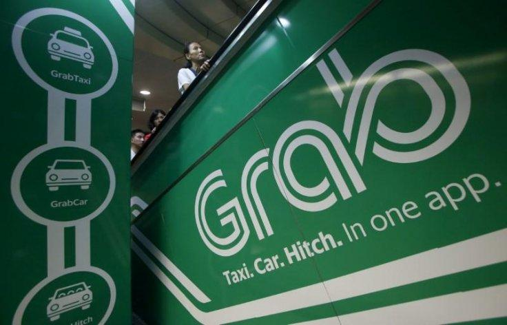 grab taxi toyota partnership
