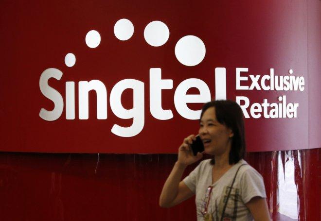 Singtel fourth quarter profits