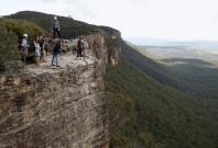 Singaporean woman dies after falling down from Australia's Blue Mountains