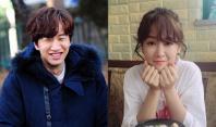 Lee Kwang-soo and Soyou