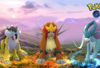 pokemon go legendary beasts raikou suicune entei
