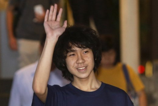 Blogger Amos Yee arrested again