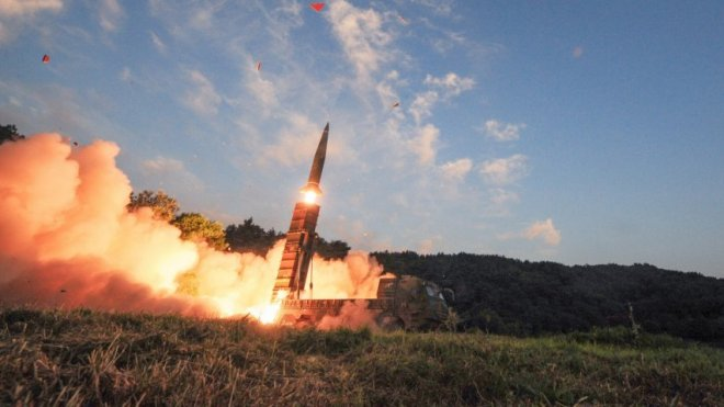 South Korea military holds drill in response to Pyongyangs sixth nuclear test