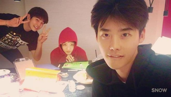 Yoon Kyung-sang, Lee Sung-kyung, Lee Jong-suk