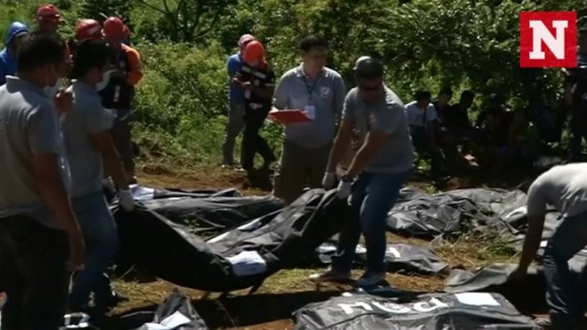 Philippines government conducts mass burials as deadly Marawi siege continues