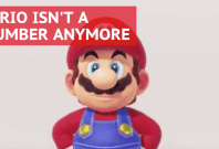 Nintendos Mario ditching being a plumber for a cooler life