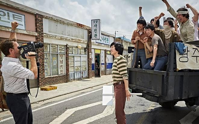 A scene in 'A Taxi Driver'