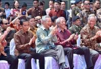 PM Lee and President Jokowi