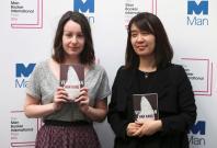 Han Kang's 'The Vegetarian' wins Man Booker Prize