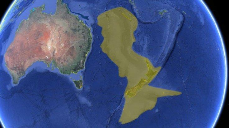 Hidden continent Zealandia sunk as the Pacific Ring of Fire formed, drilling reveals