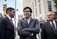 Pharma bro Martin Shkreli jailed after Facebook post about Hillary Clintons hair