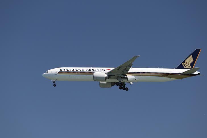singapore airlines load factor