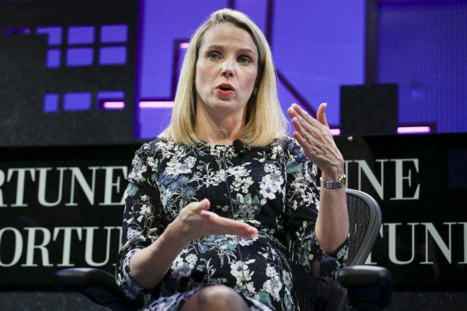 Yahoo CEO Marissa Mayer talks about strategic alternatives