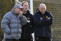 Sir Alex Ferguson-Rene Meulensteen