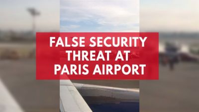 British Airways flight evacuated in Paris after security threat