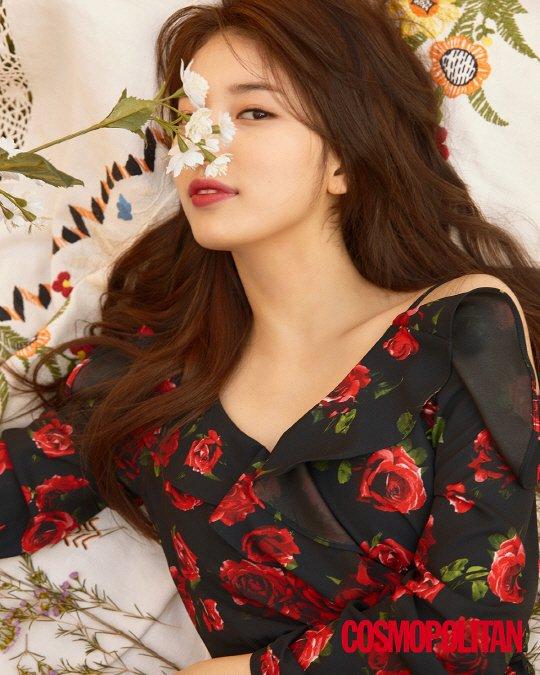 Suzy for Cosmopolitan Korea