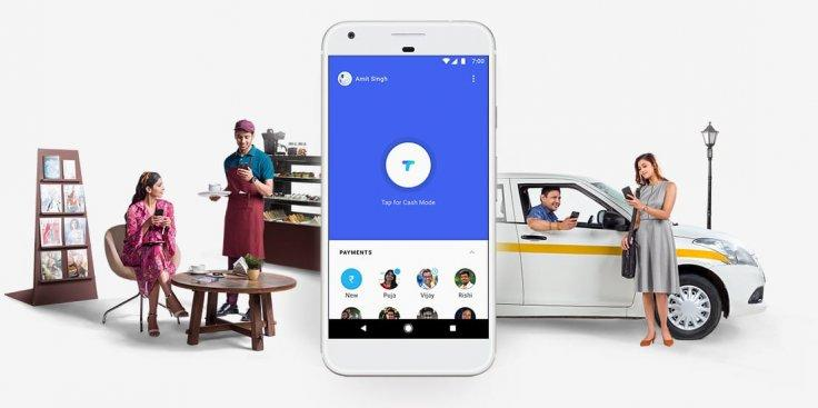 google tez launch in india