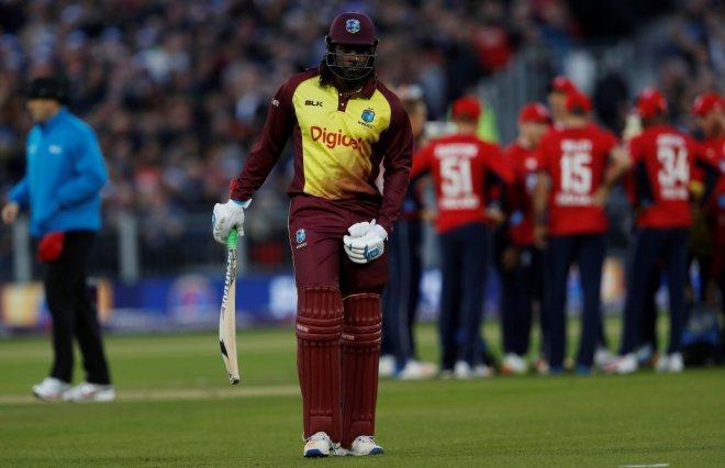 England vs West Indies - International T20