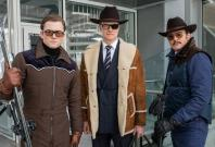 The cast of 'Kingsman 2: The Golden Circle'