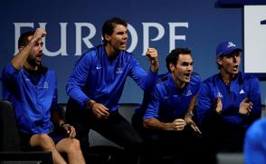 Laver Cup Day one