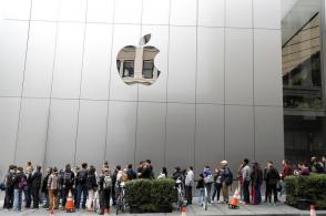 apple market value drop