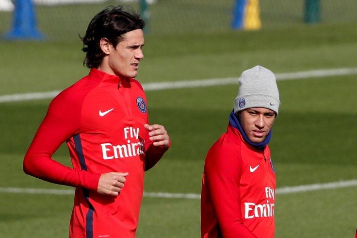 Edinson Cavani-Neymar