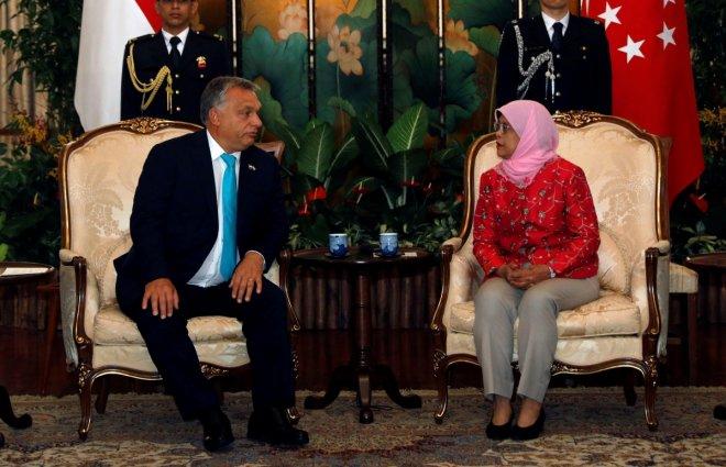 Singapore, Hungary bilateral ties