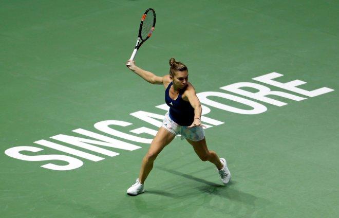 WTA Finals Singapore 2016
