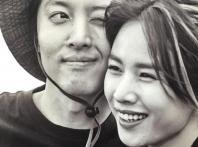 Lee Dong-gun and Jo Yoon-hee