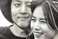 Lee Dong-gun and Jo Yoon-hee