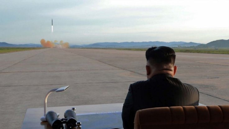 North Korean missiles spotted being moved from rocket facility reports South Korean Broadcaster