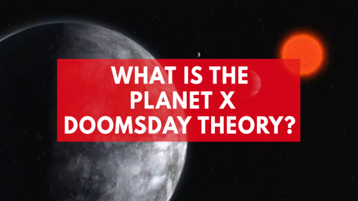 What is the Planet X doomsday theory?