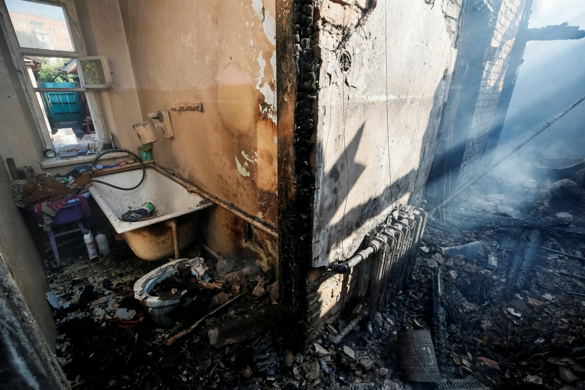 Singapore Water Heater Explodes In Marine Parade House