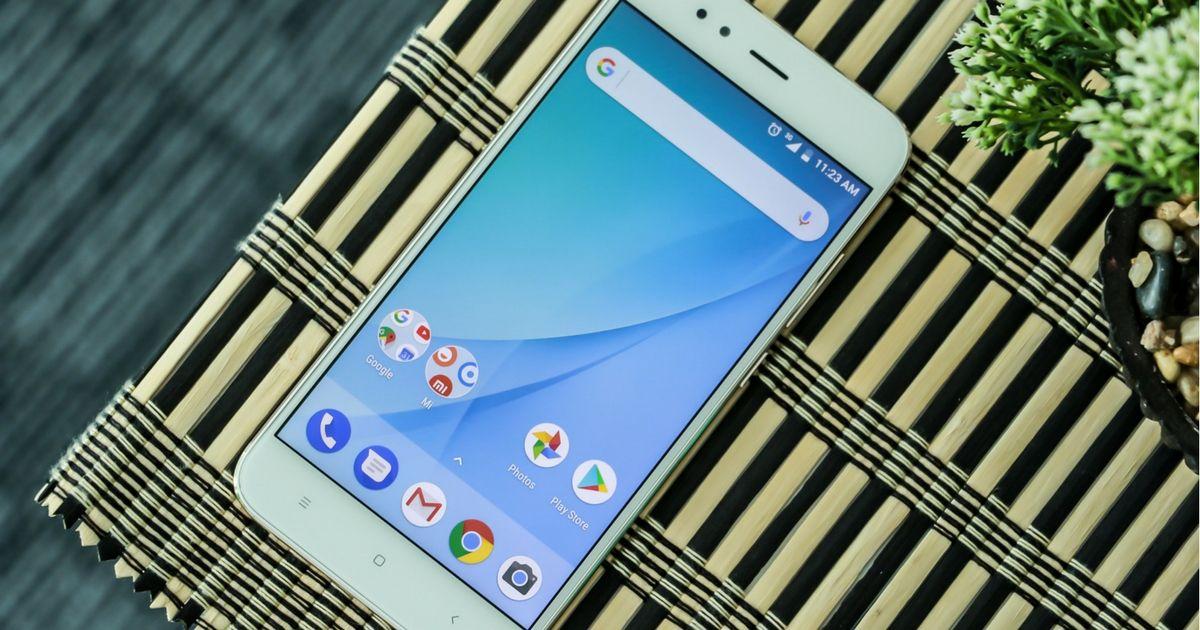 Xiaomi Mi A1 comes to Singapore on October 14