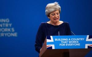 Theresa Mays calamitous Conference Speech - compilation
