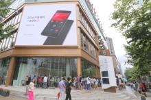 oneplus retail store in shanghai