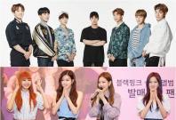 K-pop stars