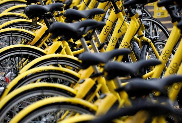bike-sharing ofo singapore