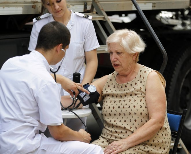 Five ways to treat hypertension naturally