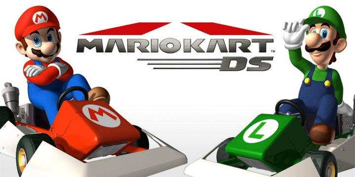 play mario kart ds via nds4ios