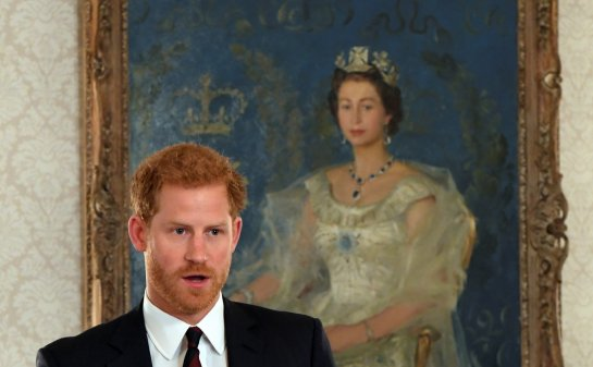 UK's Prince Harry said need of mental health program for all armed forces