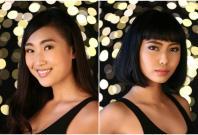 Mandi Cheng and Nadiah Sapuan