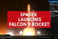 SpaceX successfully launches its 14th Falcon 9 rocket